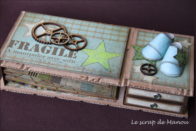 Les Kits Scrap De Manou D Tail D 39 Un Article