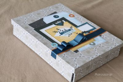 Kits et Tutoriels Scrap : Milo Thirteen