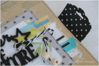 Kits et Tutoriels Scrap : Craft and Fun